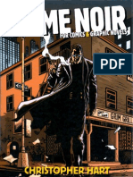 Drawing Crime Noir