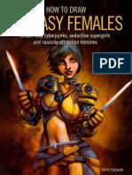 How to Draw Fantasy Females