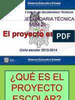 Presentación PROYECTO TEC. 26