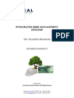 QHSE Student Handout