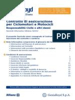Fascicolo Info Moto