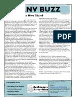 BANV Newsletter Summers End 2013