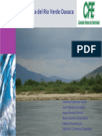 Morfologia Rio Verde Joselina