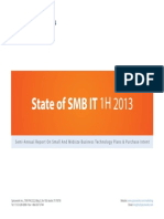 Spiceworks Voice of It State of Smb 2013 1h 052813