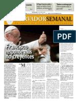 Observador Semanal del 19/09/2013