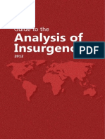 Guide to the Analysis of Insurgency