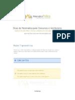 Baixe Matematica Para Concursos e Vestibulares - Dicas e Macetes