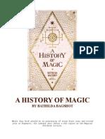 A History of Magic by Bathilda Bagshot