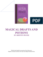 Magical Drafts and Potions by Arsenius Jigger