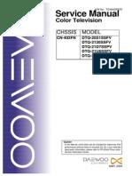 Daewoo Dtq - 2130fssfm Chasis Cn - 402fn
