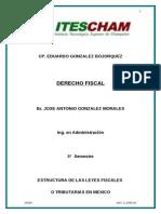 Estructuras de Las Leyes Fiscales