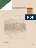 Reseña libro de Antonio Damasio
