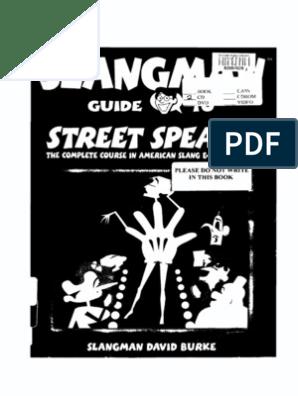 The Slangman Guide to Street Speak 3 | Languages