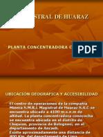 9. Planta Concentradora Magistral(v)