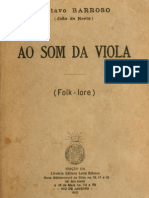 Gustavo Barroso - Ao Som Da Viola