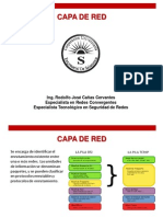 Redes Capa Red