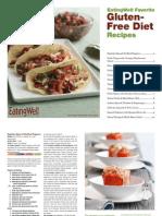 EatingWell GlutenFree Cookbook