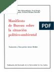 Manifiesto Bussau