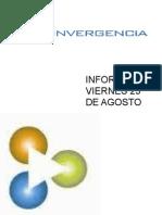 informe cvg