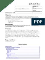 Server 2003 Cluster Installation