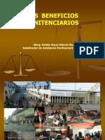 BENEFICIOS PENITENCIARIOS HUANUCO