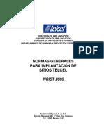 Normas Telcel 2006-2007