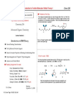 Chemistry - Harvard's Advanced Organic Chemistry 2003
