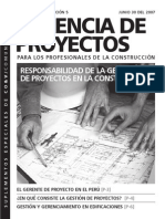 Suplemento Gerencia de Proyectos
