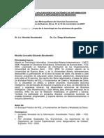 Cpcecaba2007 Geomarketing Aplicaciones de Sistemas de Informacion Geograficos Geograficos e Inteligencia de Negocios