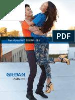 GILDAN ASIAN LATEST CATALOG 2013