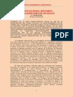 Popa - El Socialismo, Régimen Verdaderamente Humano (1987)