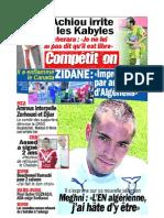 Compétition du 30/06/2009
