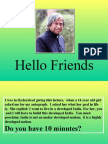 Spend 10 Minutes by Dr Apj Abdul Kalam 16573