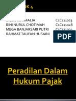 Peradilan Dalam Hukum Pajak PPT New