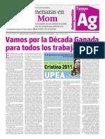 Autogestión N5 23/05/13 | Tiempo Argentino