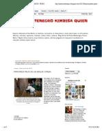 Palo Montenegro Kimbisa Quien Vence!