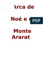 A Arca de Noé e o Monte Ararat