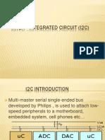 Inter –integrated circuit (i2c)