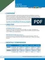 Amazon AWS S3 Performance Report - May