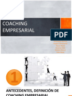 Coaching Empresarial Modificado