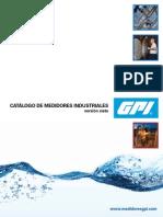 Catalago de Medidores de Flujo GPI Rev B ML 1800 7
