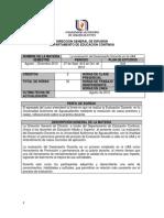 UMLfinal Programa Piloto Evaluacion en La UAA