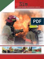 RescueSim Brochure Online