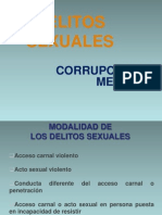 Manual de Delitos Sexuales
