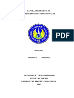10504241023 - Nedi Setiawan Evaporator Dan Expansion Valve