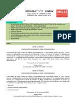 Informativo Online n° 51