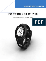 Forerunner 210 OM ES
