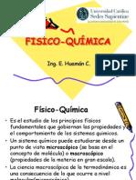 Introduccón FÍSICOQUÍMICA