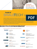 Shaletech 2013 Sponsorship Brochure 020613
