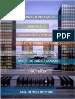 Dominique Perrault Biblioteca Nacional de Francia